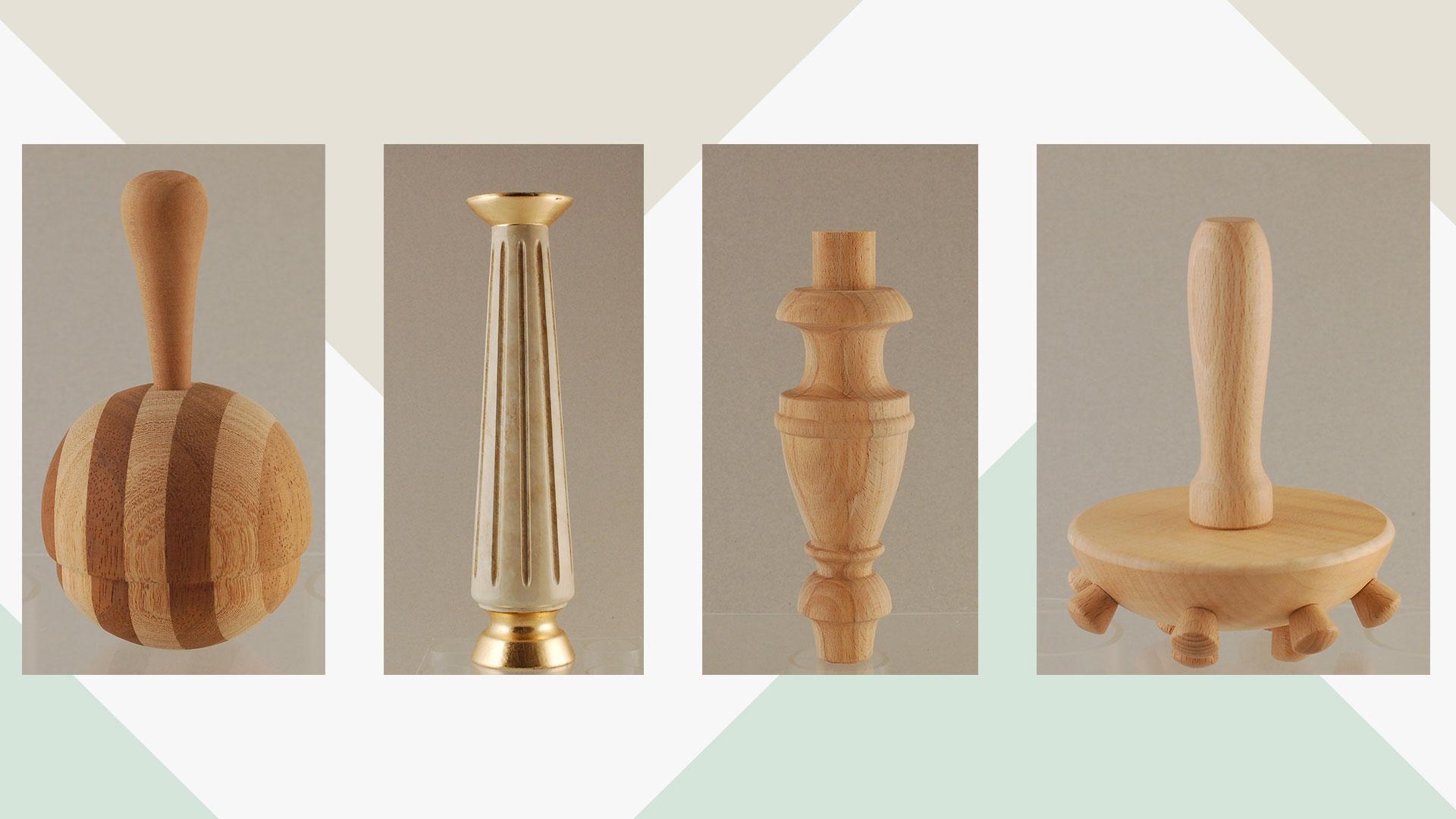 Prodotti in legno fatti a mano Made in Italy - Torneria Bigini Mauro