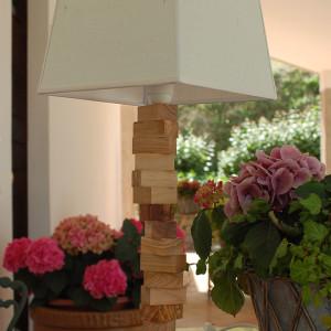 Lampade fatte a mano – Torneria Bigini – Artigianato Italiano