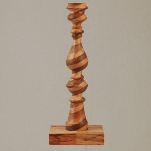 Pezzi unici in legno da collezione di vero artigianato Italiano, Made in Italy torneria Bigini Mauro